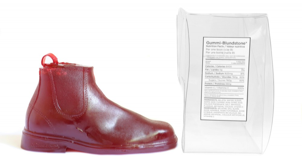 Gummy Blundstone Boot